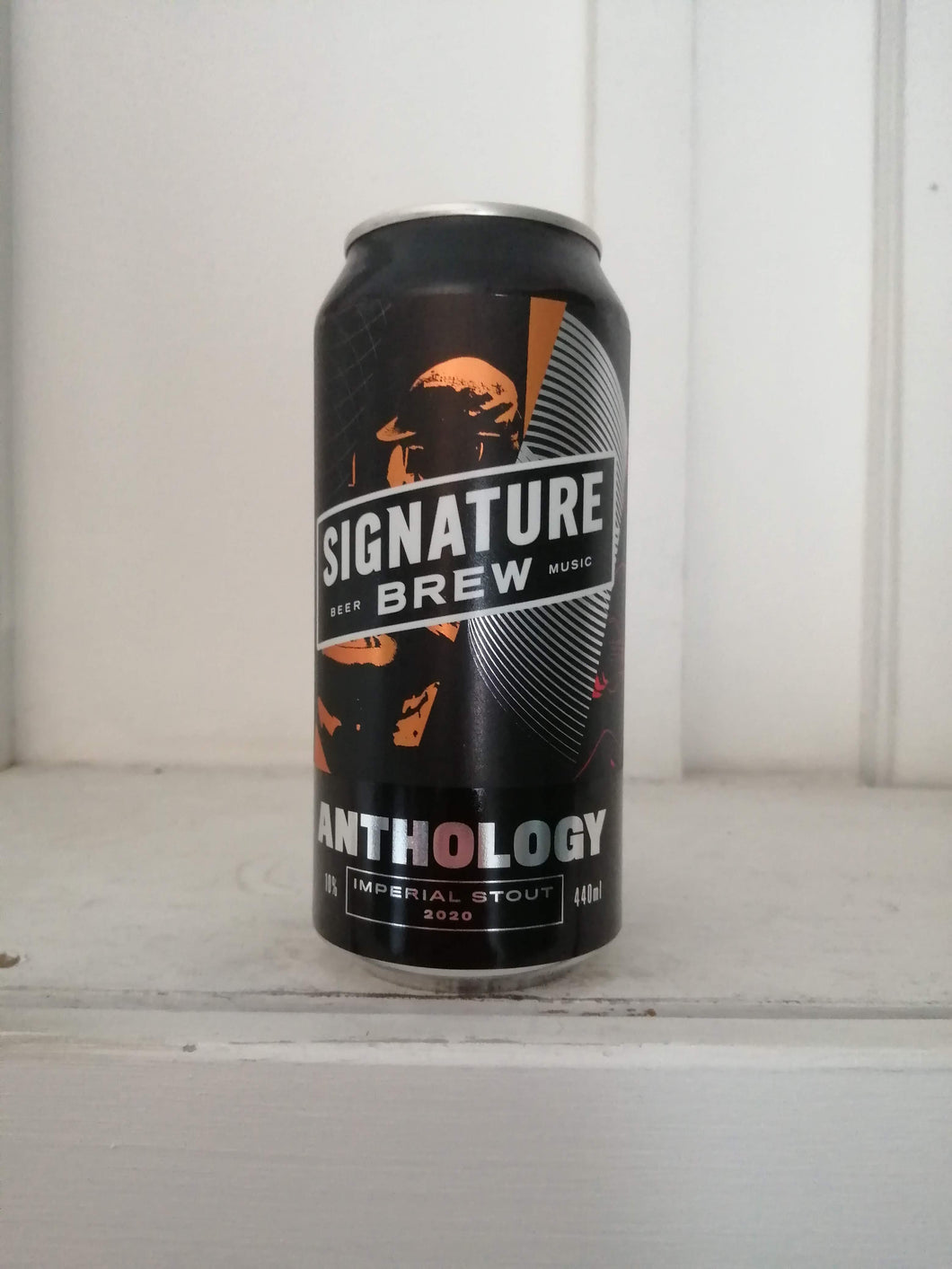 Signature Brew Anthology 2020 10% (440ml can)