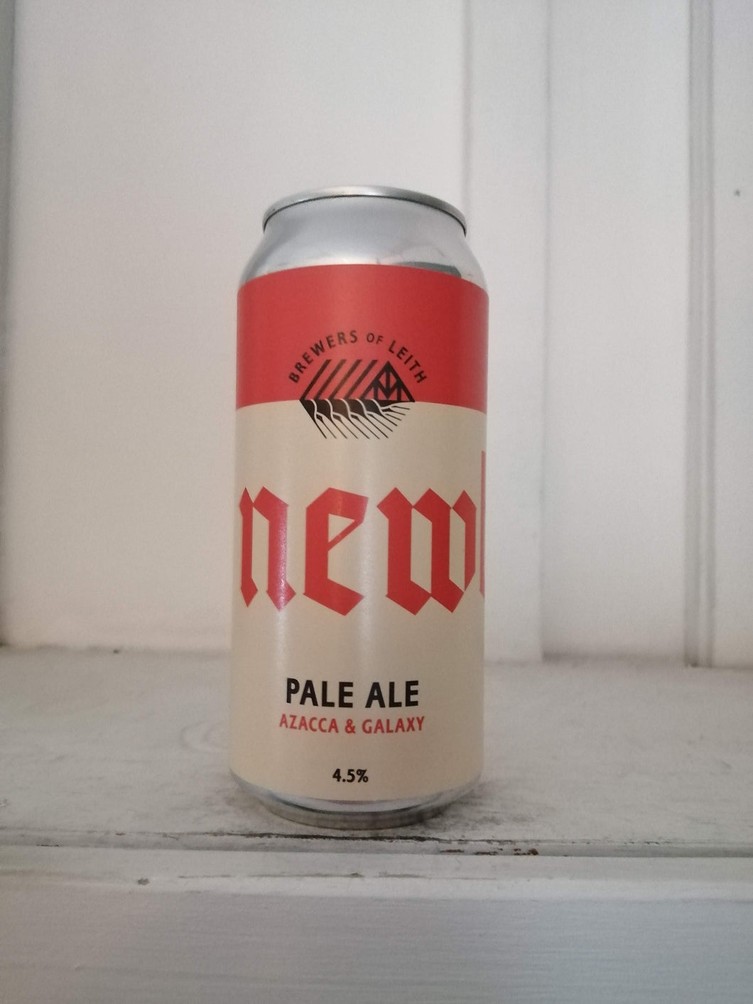 Newbarns Pale Ale Azacca & Galaxy 4.5% (440ml can)