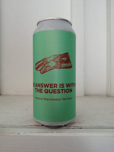 Pomona Island The Answer Is Within The Question 10% (440ml can)