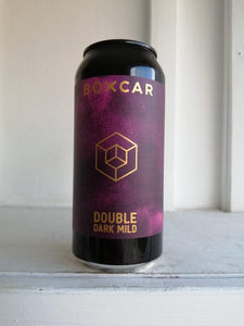 Boxcar Double Dark Mild 6.3% (440ml can)