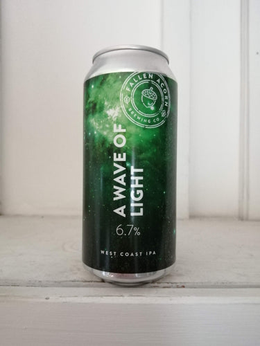Fallen Acorn A Wave Of Light 6.7% (440ml can)