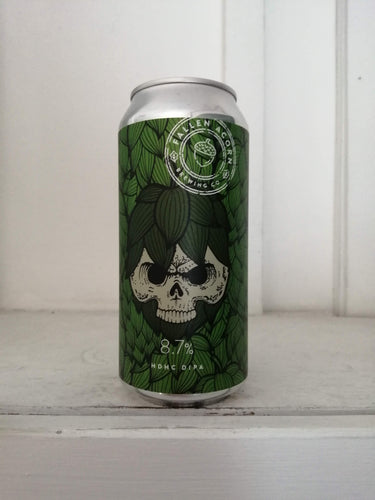 Fallen Acorn Hoppiness By The Kilowatt 8.7% (440ml can)