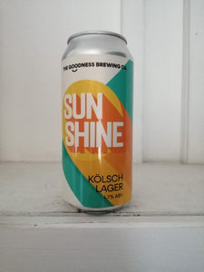 Goodness Sunshine 4.7% (440ml can)