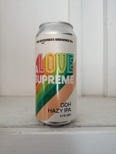 Goodness A Love Supreme 6.1% (440ml can)
