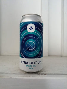 Drop Project Straight Up Sabro 5.8% (440ml can)