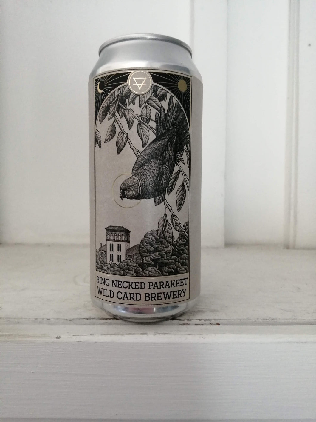Wild Card Ring Necked Parakeet 5.3% (440ml can)