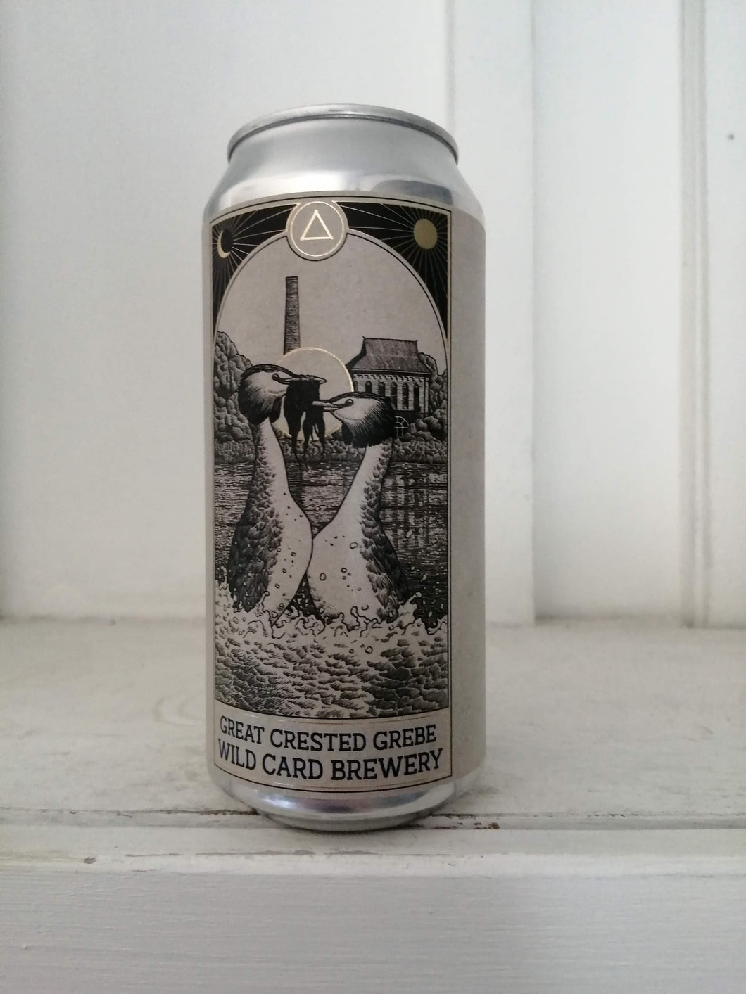 Wild Card Great Crested Grebe 5.2% (440ml can)