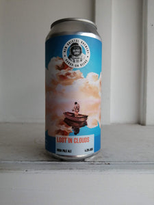 New Bristol Lost In Clouds 4.8% (440ml can)