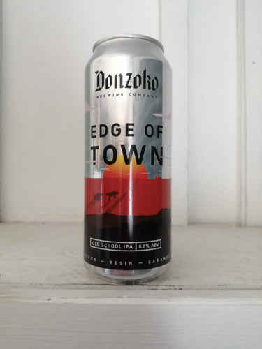 Donzoko Edge Of Town 6% (500ml can)