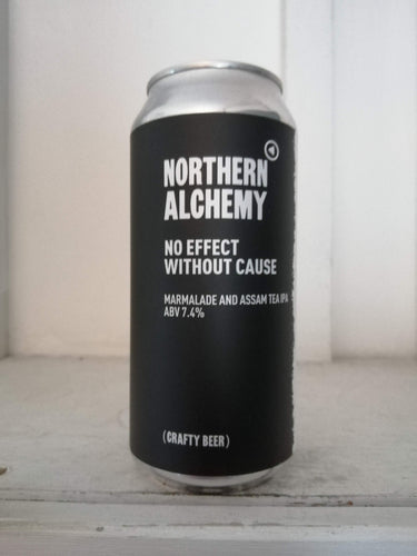 Northern Alchemy No Effect Without Cause 7.4% (440ml can)