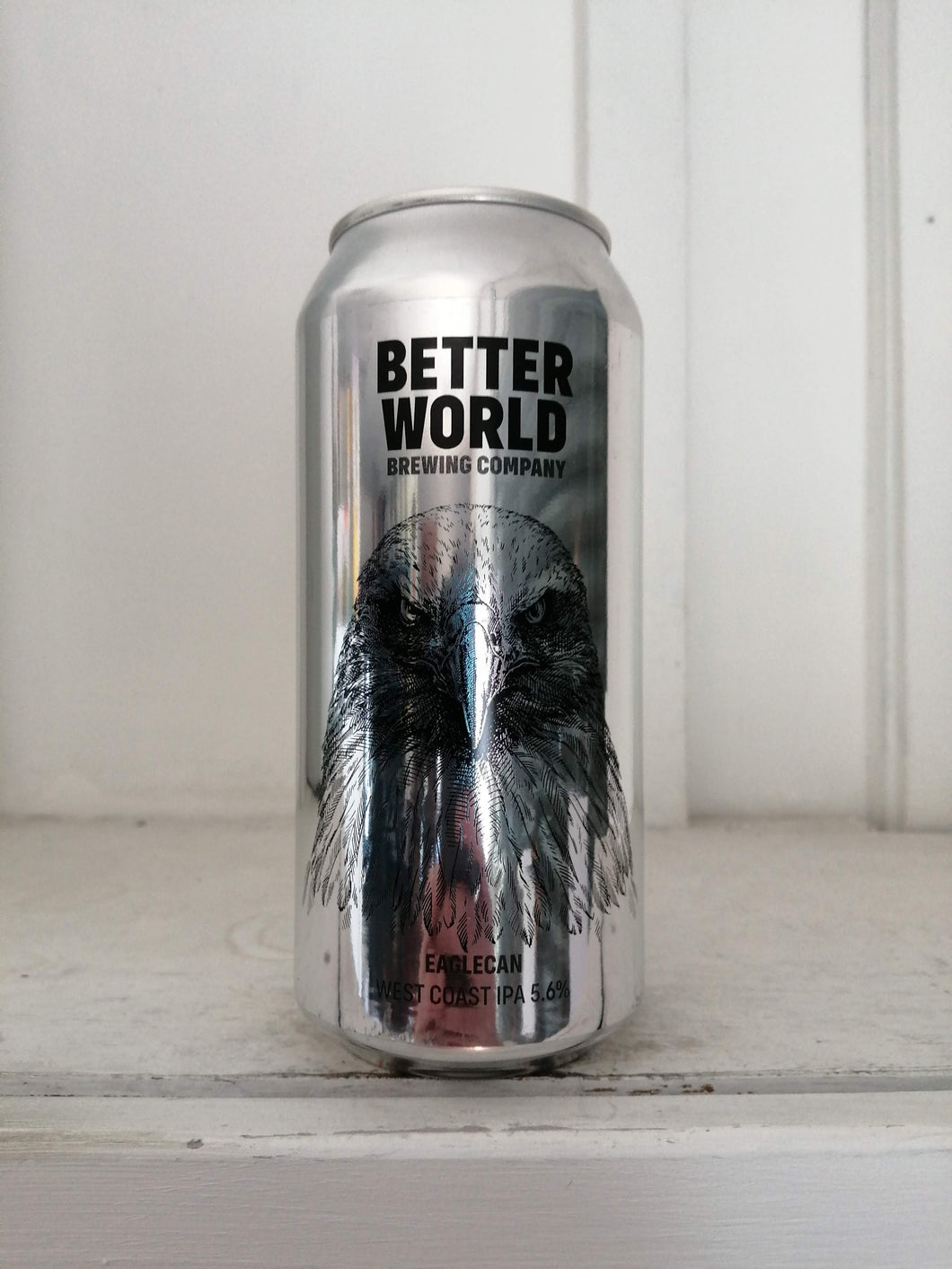 Better World Eaglecan 5.6% (440ml can)