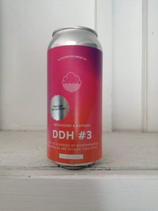 Cloudwater DDH Pale Recipe Evolution 3 5% (440ml can)
