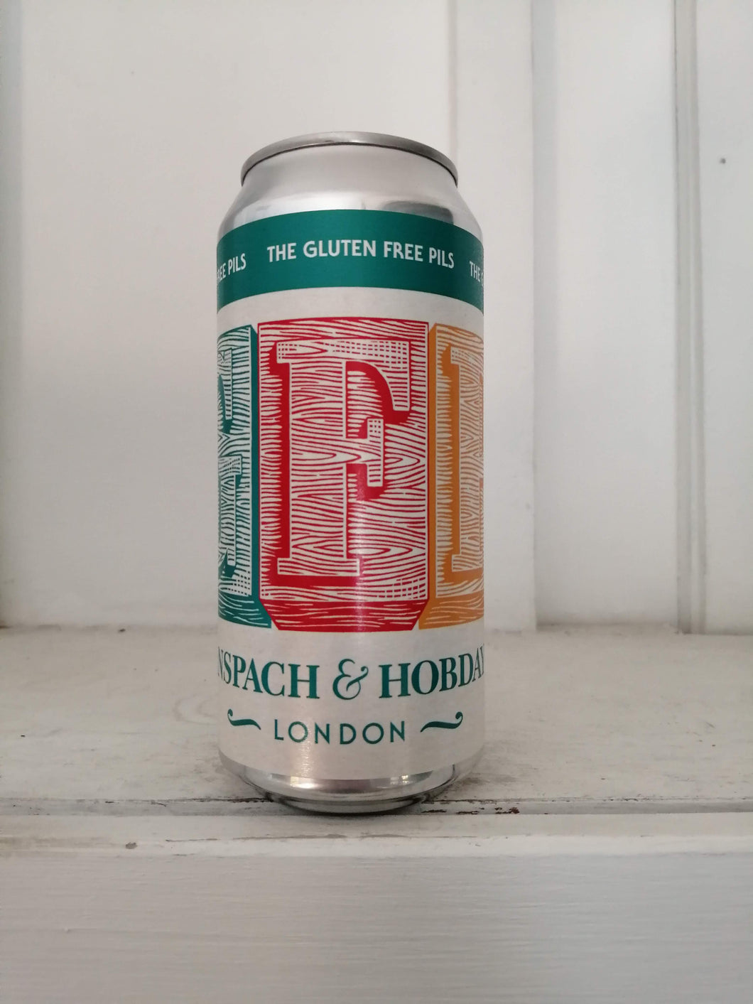 Anspach & Hobday The Gluten Free Pils 5.2% (440ml can)