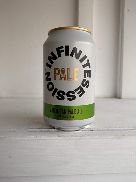 Infinite Session Pale 0.5% (330ml can)