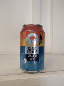 Two Tribes Island Records Session IPA 4.5% (330ml can)