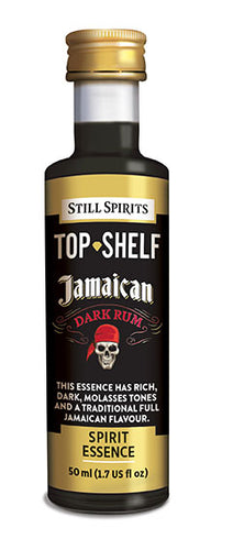 Top Shelf Jamaican Dark Rum Essence