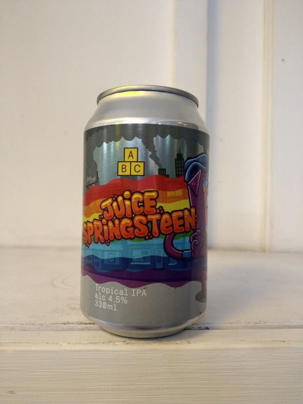 Alphabet Juice Springsteen 4.5% (330ml can)