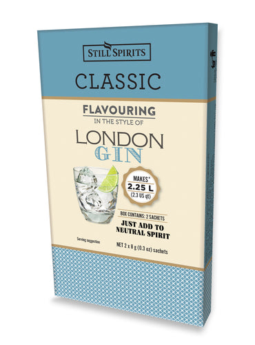 Still Spirits Classic London Gin Sachet (2 x 1.125L)
