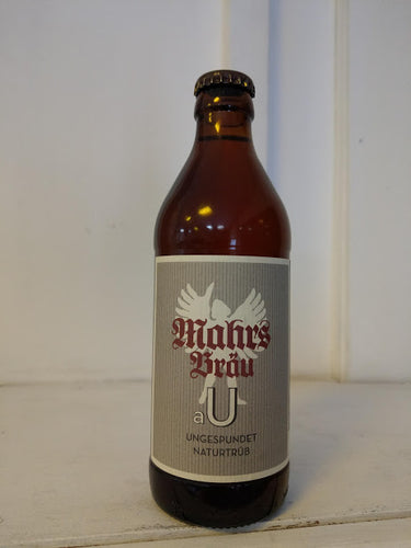 Mahr's Brau aU 5.2% (330ml bottle)
