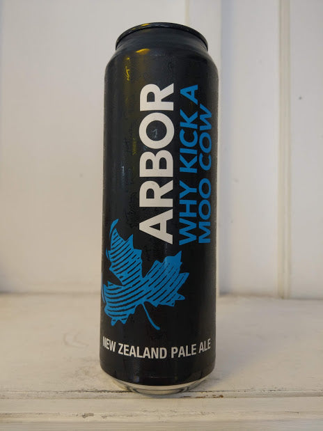 Arbor Why Kick a Moo Cow 5.5% (568ml can)