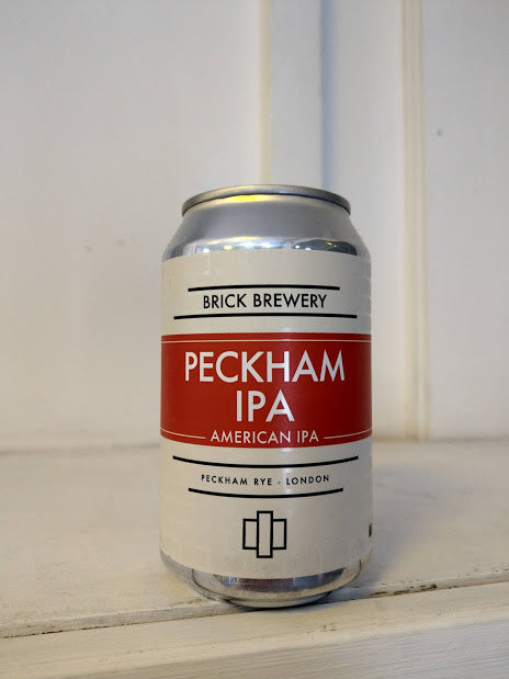 Brick Peckham IPA 6.5% (330ml can)