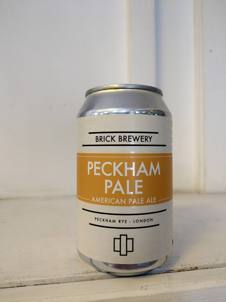 Brick Peckham Pale 4.5% (330ml can)