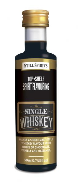 Top Shelf Single Whiskey Essence (50ml)