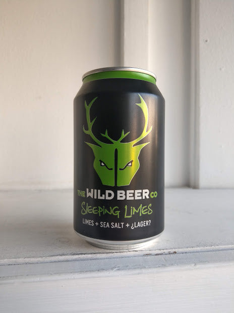 Wild Beer Sleeping Limes 4.6% (330ml can)