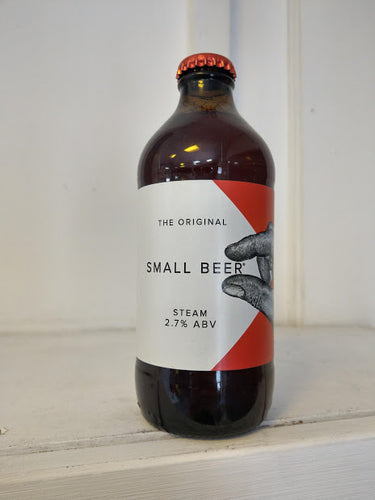 Small Beer Steam 2.7% (350ml bottle)