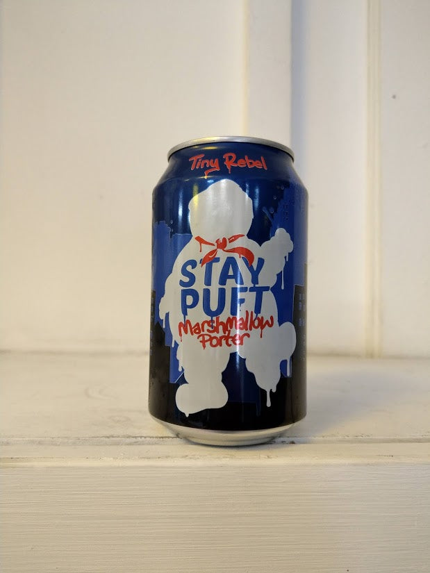 Tiny Rebel Stay Puft 5.2% (330ml can)