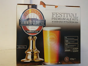 Festival Summer Glory Premium Ale Kit