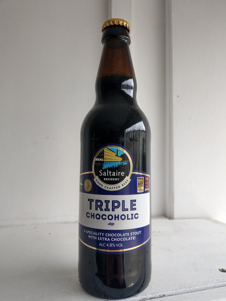 Saltaire Triple Chocoholic 4.8% (500ml bottle)