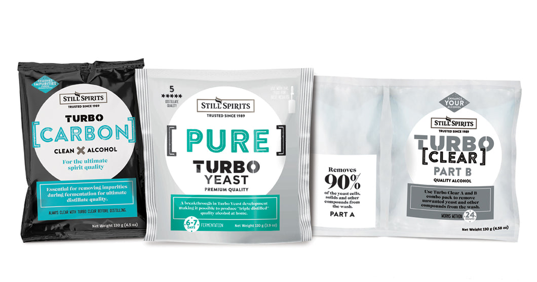 Still Spirits Pure Turbo Pack