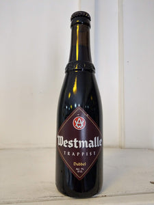 Westmalle Dubbel 7% (330ml bottle)