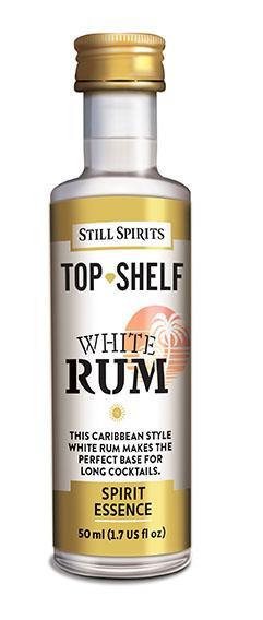 Top Shelf White Rum Essence (50ml)