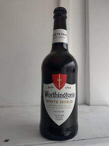 Worthington White Shield 5.6% (500ml bottle)