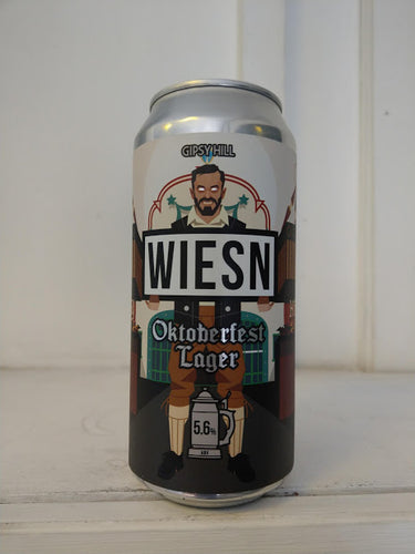 Gipsy Hill Wiesn 5.6% (440ml can)