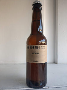 Kernel Witbier 4.8% (330ml bottle)