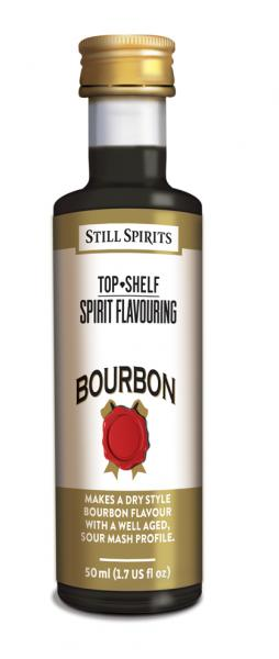 Top Shelf Bourbon Essence (50ml)