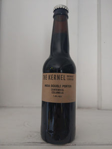 Kernel India Double Porter 7.4% (330ml bottle)