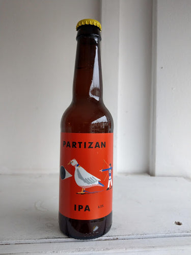 Partizan IPA Ekuanot Amarillo 6.5% (330ml bottle)