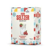 Mangrove Jack's Raspberry Breeze Hard Seltzer Kit