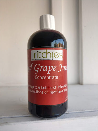 Ritchies Red Grape Concentrate