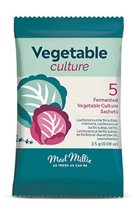 Vegetable Culture (five sachets)