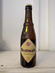 Westmalle Tripel 9.5% (330ml bottle)