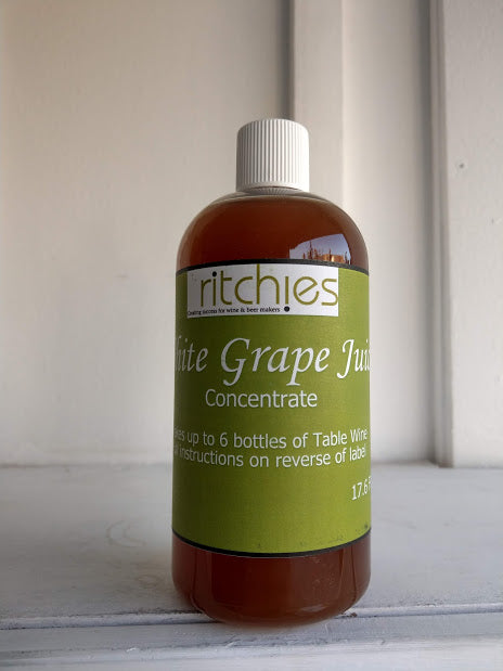 Ritchies White Grape Concentrate