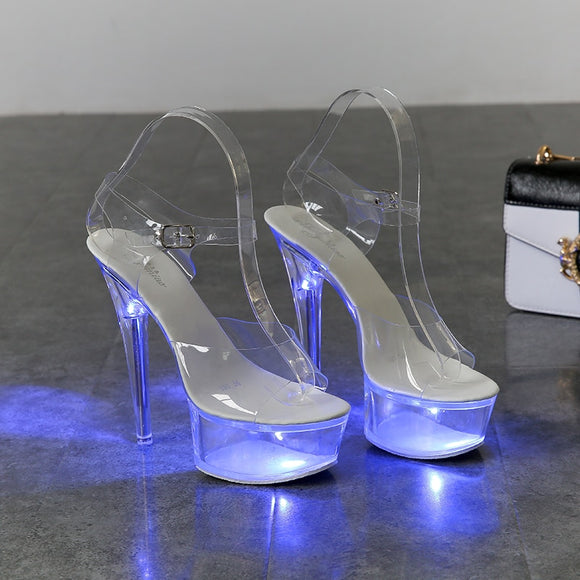 Light Up Glowing Shoes