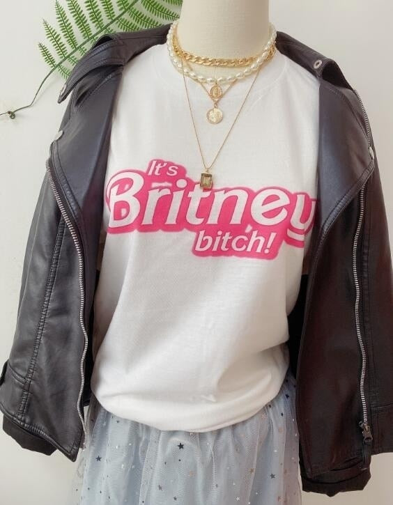 It's Britney, Bitch! Cotton T-Shirt