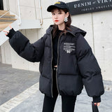 Bread Cotton Parka