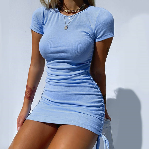 TINSLEY - Stretch Mini Dress